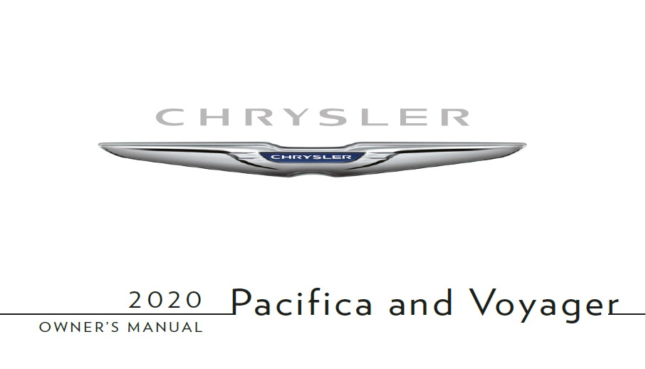 2020 CHRYSLER Pacifica Voyager