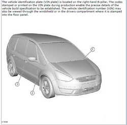 2006 FORD S-Max and Galaxy